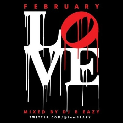 DJ B Eazy - February Love (R&B Mix) Cover